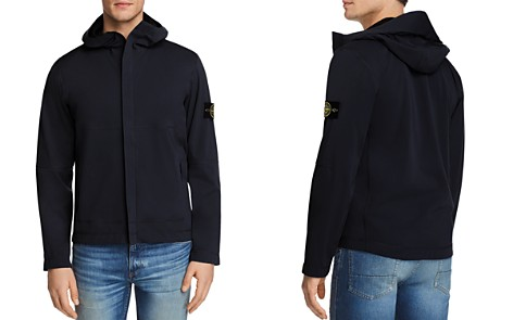 Stone Island Soft Shell Zip Jacket - Bloomingdale's_2