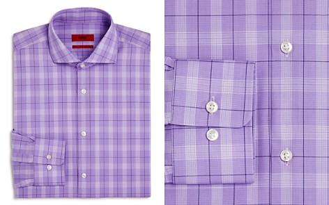HUGO Plaid Regular Fit Dress Shirt - Bloomingdale's_2