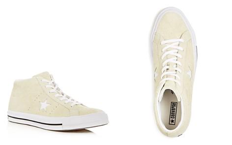 Converse Men's One Star Suede Mid Top Sneakers - Bloomingdale's_2