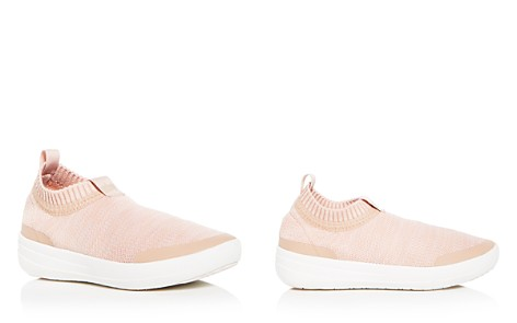 FitFlop Women's Uberknit Slip-On Sneakers - Bloomingdale's_2