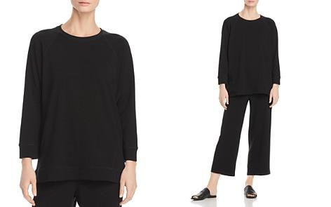 Eileen Fisher Relaxed Sweatshirt - Bloomingdale's_2
