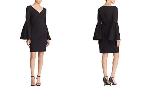 Lauren Ralph Lauren Bell-Sleeve Dress - 100% Exclusive - Bloomingdale's_2