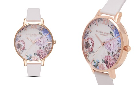 Olivia Burton Enchanted Garden Watch, 38mm - 100% Exclusive - Bloomingdale's_2
