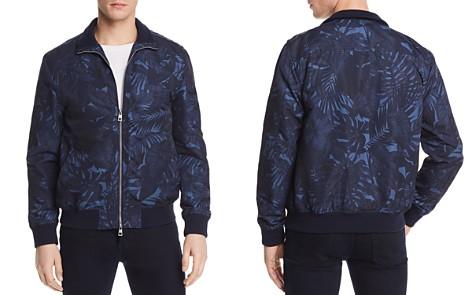 Michael Kors Tropical Printed Bomber Jacket - 100% Exclusive - Bloomingdale's_2