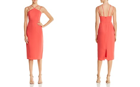 Laundry by Shelli Segal Strappy Cutout Dress - 100% Exclusive - Bloomingdale's_2