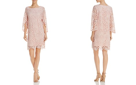 nanette Nanette Lepore Slit-Sleeve Lace Dress - Bloomingdale's_2