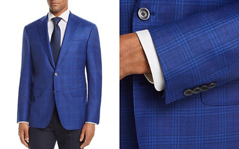 Jack Victor Tonal Glen Plaid Classic Fit Sport Coat - Bloomingdale's_2