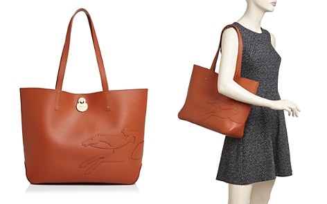 Longchamp Shop It Medium Leather Tote - Bloomingdale's_2