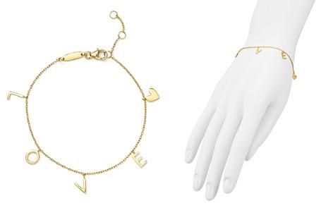 Argento Vivo Love Charm Bracelet - Bloomingdale's_2