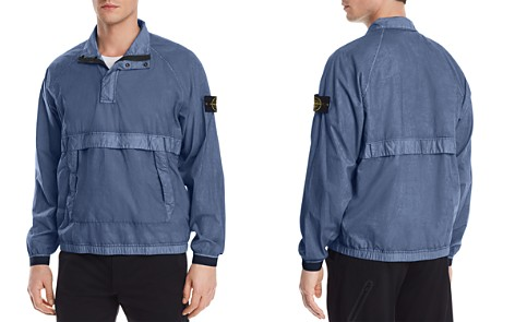 Stone Island Resin Poplin Popover Jacket - 100% Exclusive - Bloomingdale's_2