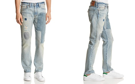 LEVI'S 511 Slim Fit Jeans in Patch Up - Bloomingdale's_2