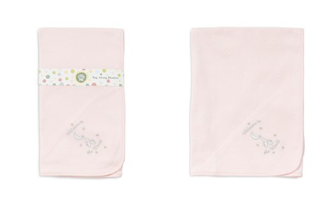 Little Me Infant Girls' Welcome to the World Blanket - Bloomingdale's_2