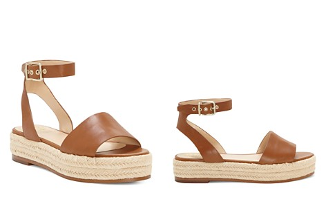 VINCE CAMUTO Women's Kathalia Leather Platform Espadrille Sandals - Bloomingdale's_2