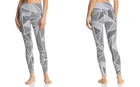 Beyond Yoga Breakout High-Waist Jacquard Leggings - Bloomingdale's_2