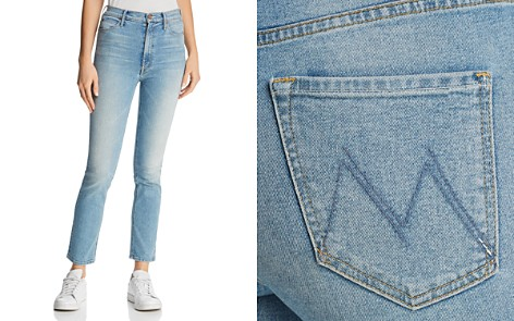 MOTHER The Dazzler Ankle Straight-Leg Jeans in Ready to Roll - Bloomingdale's_2