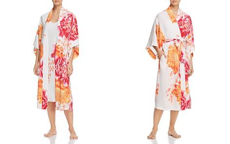 Natori Long Robe & Chemise - Bloomingdale's_2