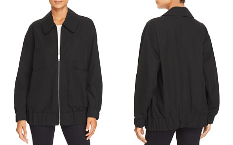 Burberry Barnhall Long Bomber Jacket - Bloomingdale's_2