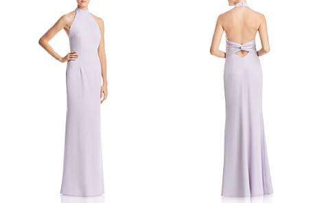 Jarlo Tenny Halter Gown - 100% Exclusive - Bloomingdale's_2