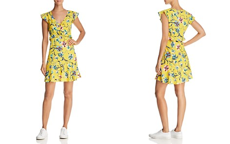 Cooper & Ella Jaylinn Floral-Print Dress - Bloomingdale's_2