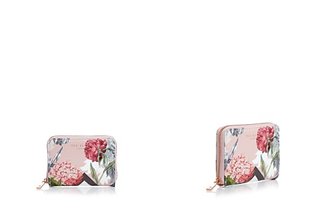 Ted Baker Darla Palace Gardens Small Leather Zip Wallet - Bloomingdale's_2
