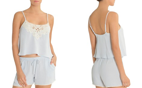 In Bloom by Jonquil Cropped Cami Set - Bloomingdale's_2