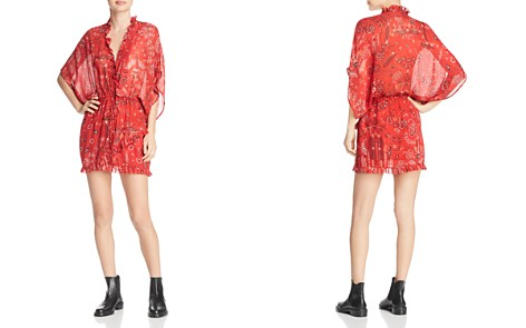 IRO.JEANS Bamanta Bandana Dress - Bloomingdale's_2
