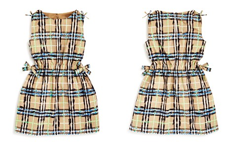 Burberry Girls' Candra Scribble Check Dress - Little Kid, Big Kid - Bloomingdale's_2