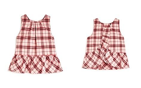 Burberry Girls' Carma Ruffle Check Top - Little Kid, Big Kid - Bloomingdale's_2