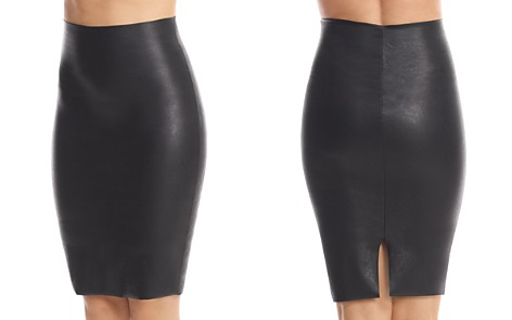 Commando Faux Leather Pencil Skirt - Bloomingdale's_2