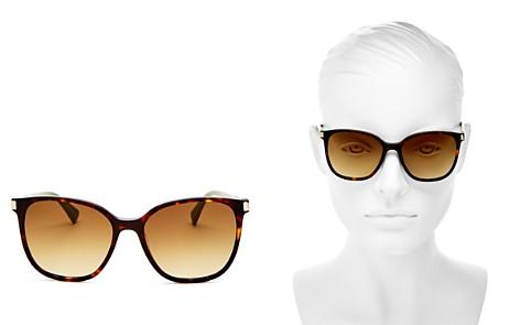 Longchamp Women's Le Pliage Family Square Sunglasses, 53mm - Bloomingdale's_2