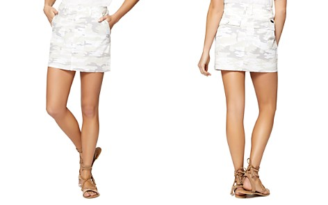 Sanctuary Camo Released Hem Mini Skirt - Bloomingdale's_2