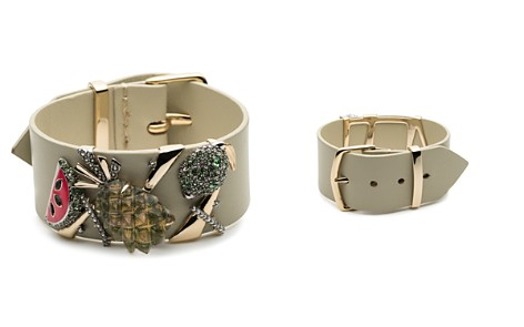 Alexis Bitter Embellished Leather Cuff Bracelet - Bloomingdale's_2