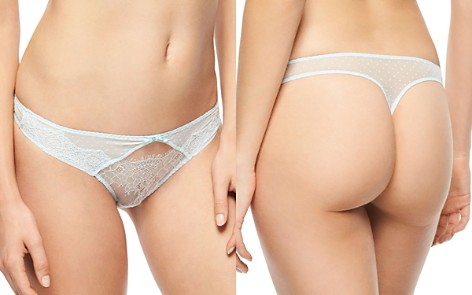 Passionata by Chantelle Blossom Cutout Thong - Bloomingdale's_2