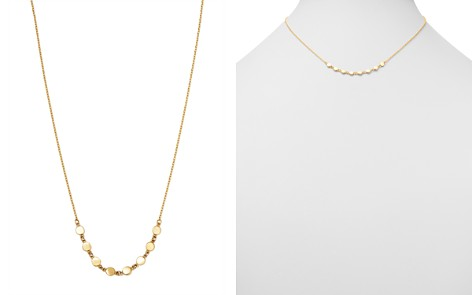 """Moon & Meadow Disc Cable Chain Necklace in 14K Yellow Gold, 15"""" - 100% Exclusive - Bloomingdale's_2"""
