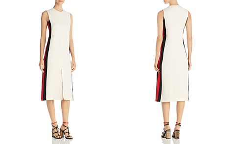 Burberry Selene Side Stripe Dress - Bloomingdale's_2