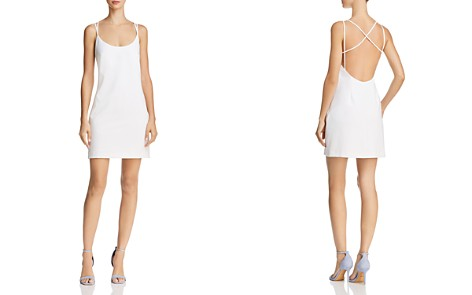 FRENCH CONNECTION A-Line Slip Dress - 100% Exclusive - Bloomingdale's_2
