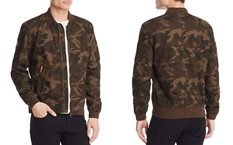 Superdry Rookie Duty Camouflage Bomber Jacket - Bloomingdale's_2