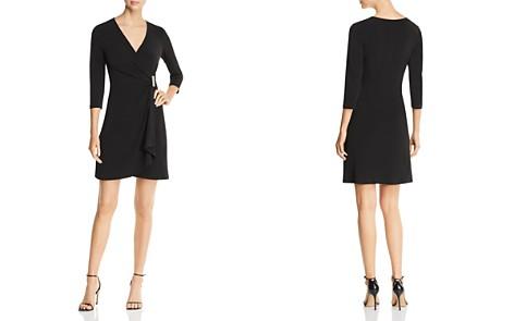 Calvin Klein Faux-Wrap Twist Dress - 100% Exclusive - Bloomingdale's_2