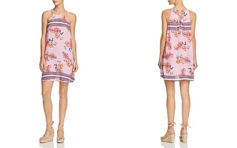 En Créme Floral-Print Shift Dress - 100% Exclusive - Bloomingdale's_2