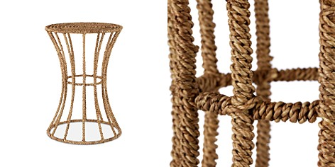 Selamat Designs Jute Spool Table - Bloomingdale's_2