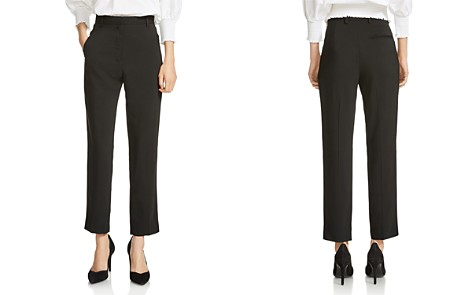 Maje Plaza Cropped Pants - Bloomingdale's_2
