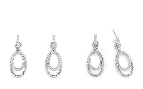David Yurman Continuance Drop Earrings with Diamonds - Bloomingdale's_2