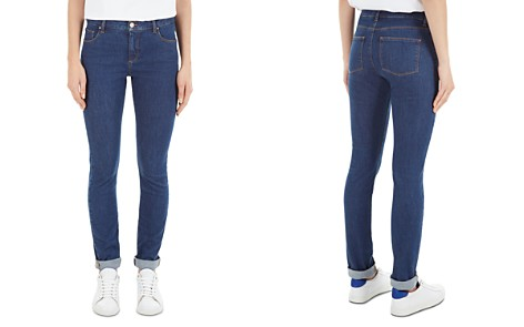 Gerard Darel Martina High-Waist Skinny Jeans in Blue - Bloomingdale's_2