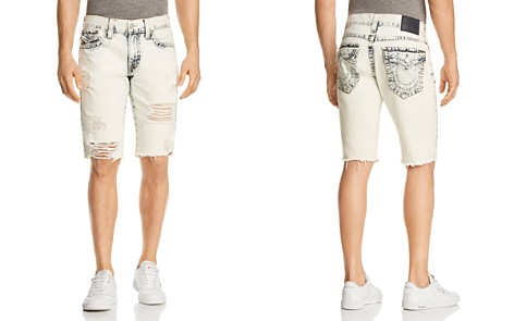 True Religion Geno Slim Fit Shorts in Worn Cloudfall - Bloomingdale's_2