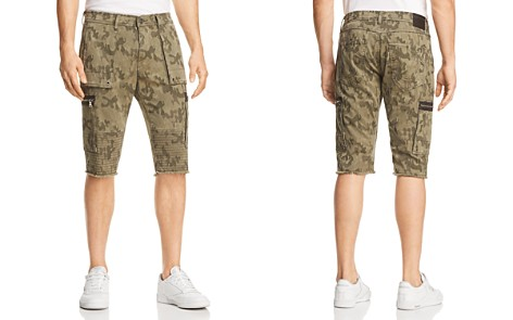 True Religion Touring Moto Regular Fit Shorts - Bloomingdale's_2