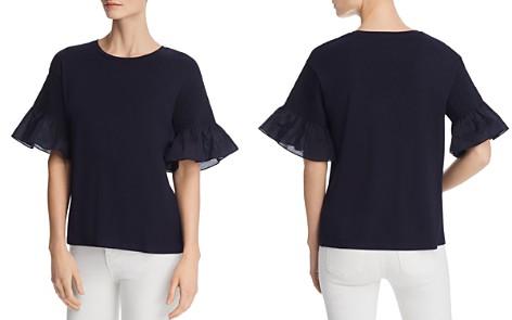 Le Gali Sari Contrast-Sleeve Top - 100% Exclusive - Bloomingdale's_2