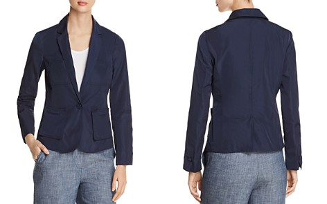 Kenneth Cole One-Button Utility Blazer - Bloomingdale's_2