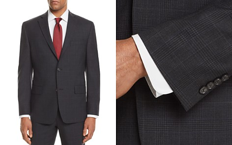 Michael Kors Plaid with Windowpane Classic Fit Suit Jacket - 100% Exclusive - Bloomingdale's_2