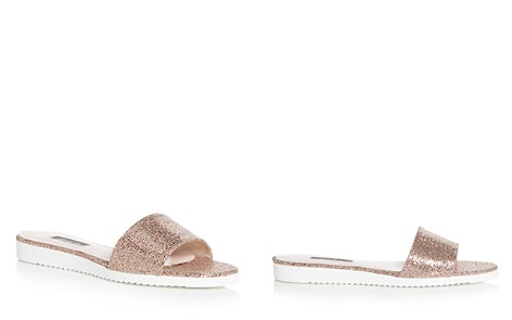 SJP by Sarah Jessica Parker Women's Tropez Glitter Slide Sandals - 100% Exclusive - Bloomingdale's_2
