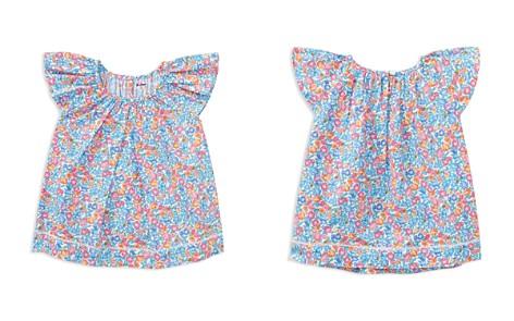 Ralph Lauren Girls' Poplin Floral Top - Baby - Bloomingdale's_2